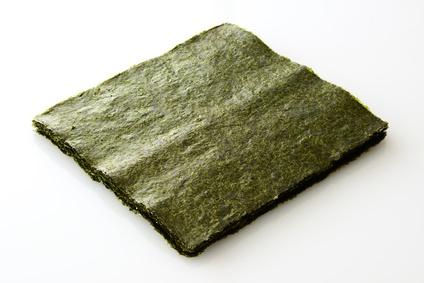 海苔や海藻は薄毛に有効?